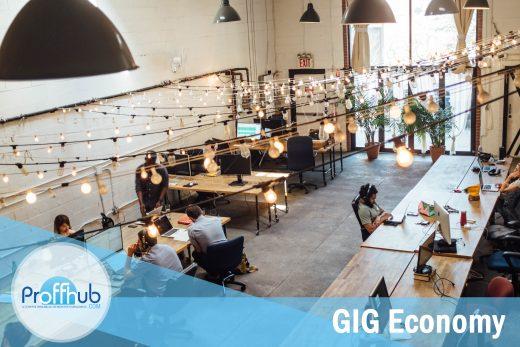 Proffhub Gig economy